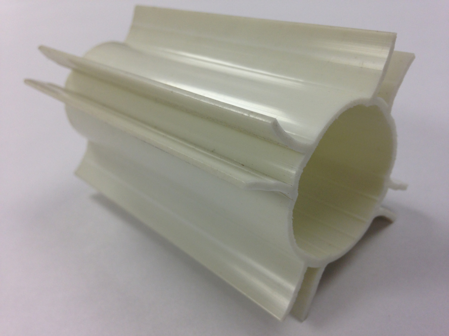 Opaque Polycarbonate Tubing