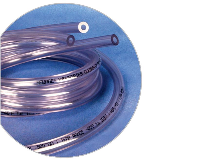 Flexible Antimicrobial PVC Tubing