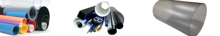 Plastic Tubing banner