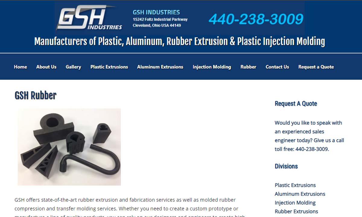 GSH Industries, Inc.