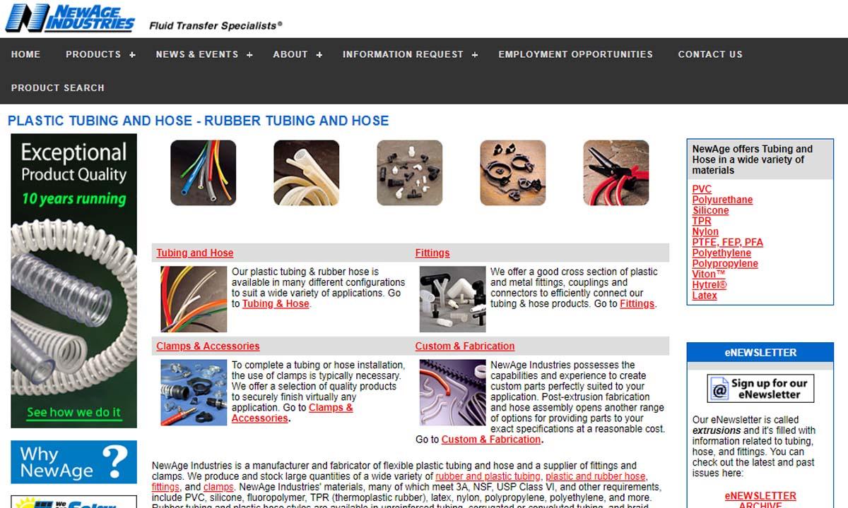Plastic Tubing Manufacturers | Plastic Tubing Suppliers