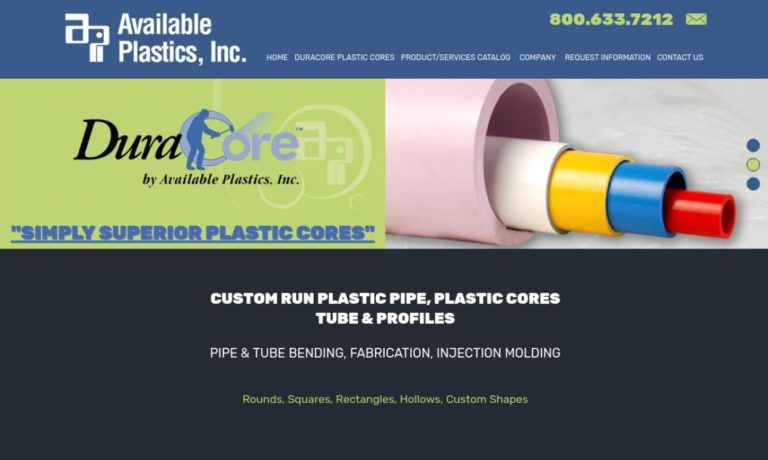 Available Plastics, Inc.