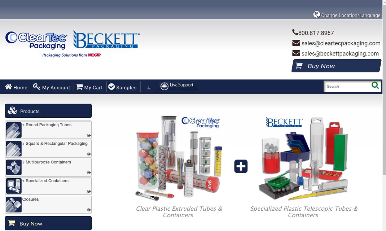 Cleartec Packaging®